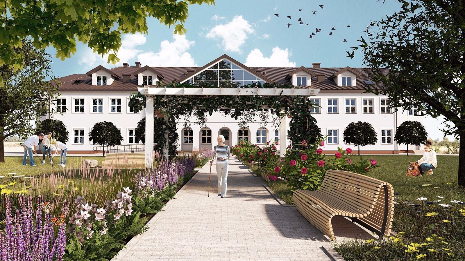 Villa Trojany - prywatny dom spokojnej starości